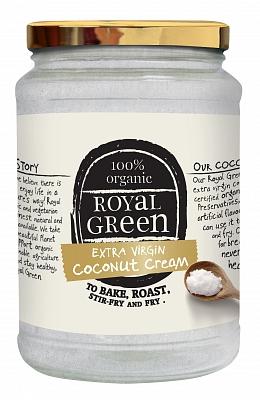 Kokosnootolie, Extra Vierge (1,4 liter) - Royal Green