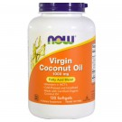 Virgin Coconut Oil 1000 mg (120 Softgels) - Now Foods
