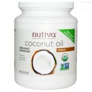 Biologische Extra Virgin Kokosolie (1.6 L) - Nutiva