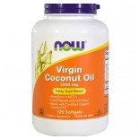 Now Foods Virgin Coconut Oil 1000 mg 120 Softgels